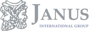 Janus I G Logo Heads Large